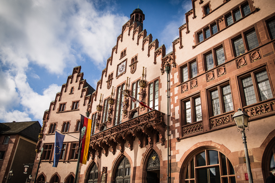 Römer in Frankfurt