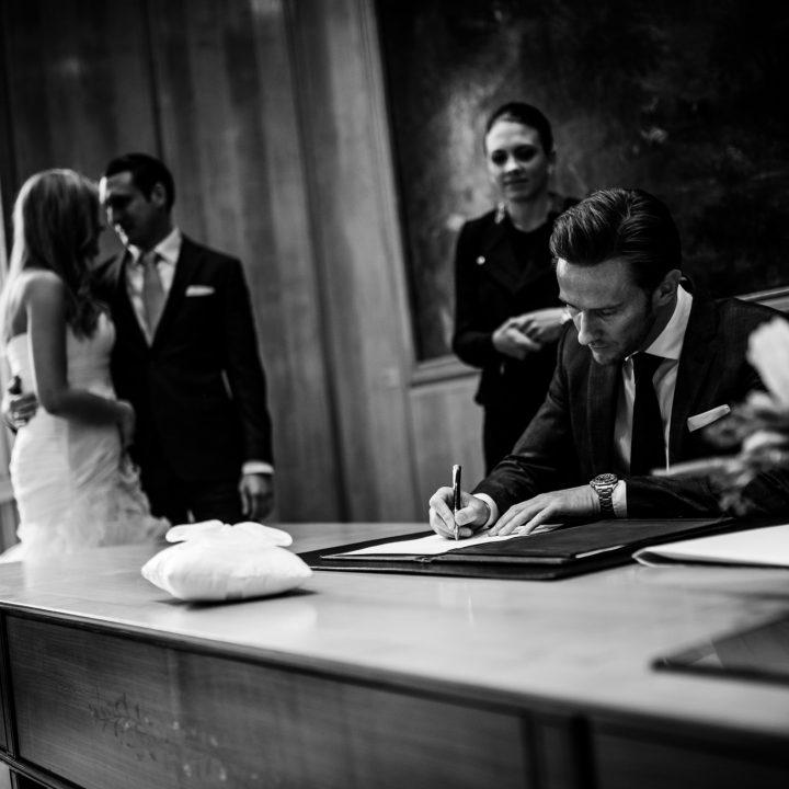 Hochzeitsfotograf Frankfurt Römer