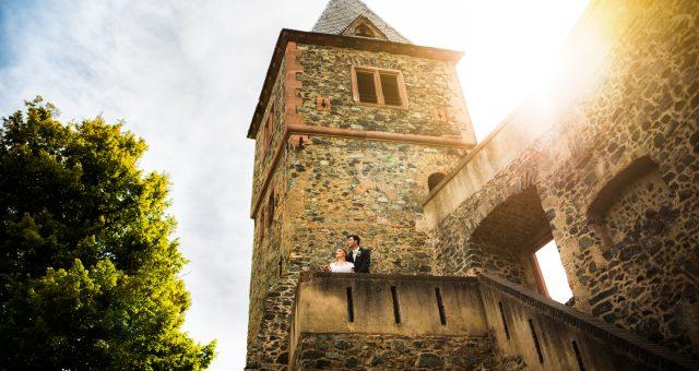 Hochzeit im Einsiedel