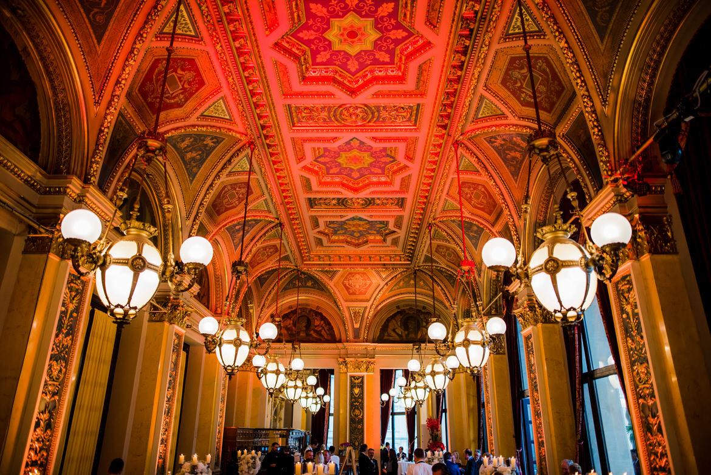 Hochzeit Restaurant Opera Alte Oper Frankfurt