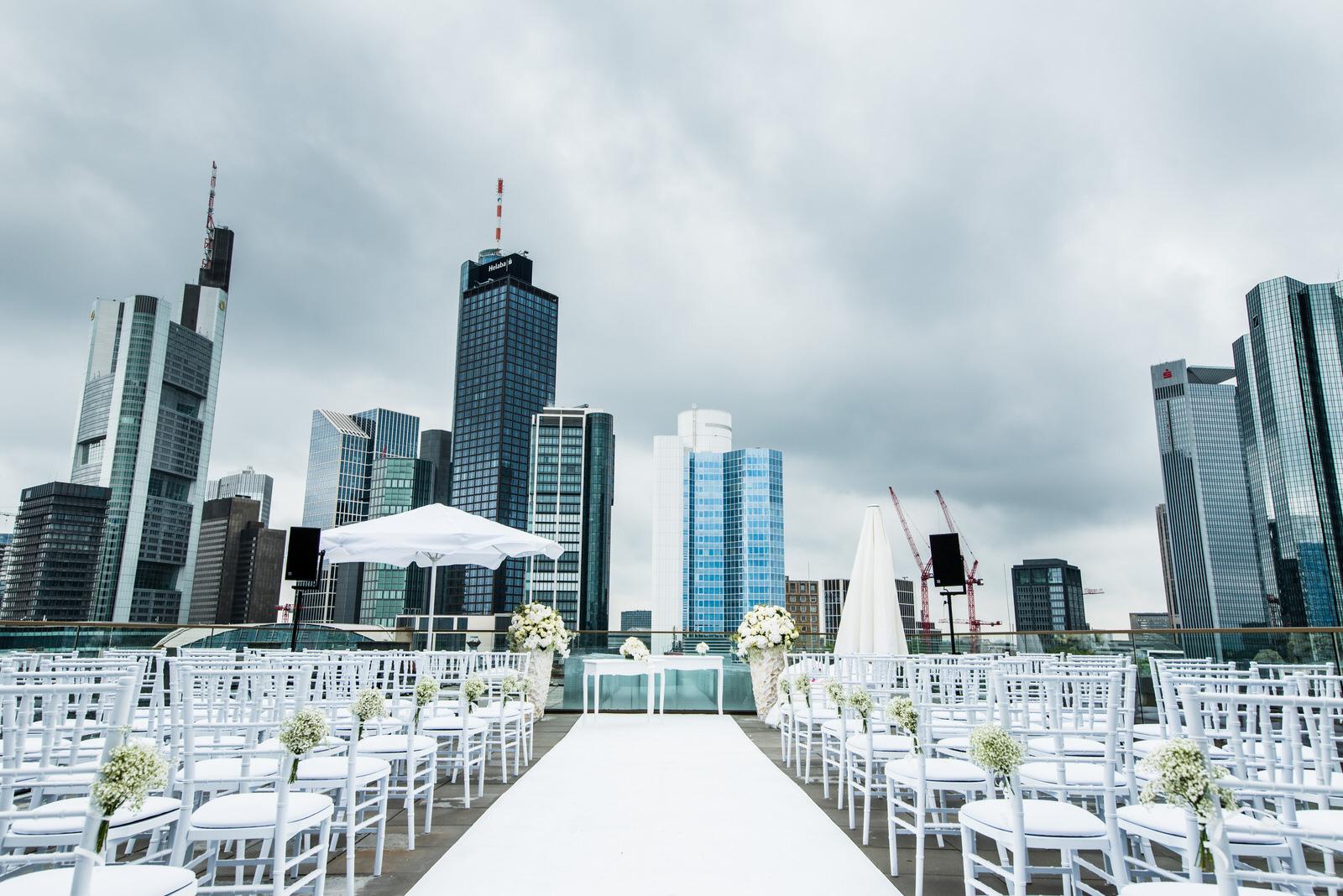 Hochzeit Sofitel Frankfurt Opera